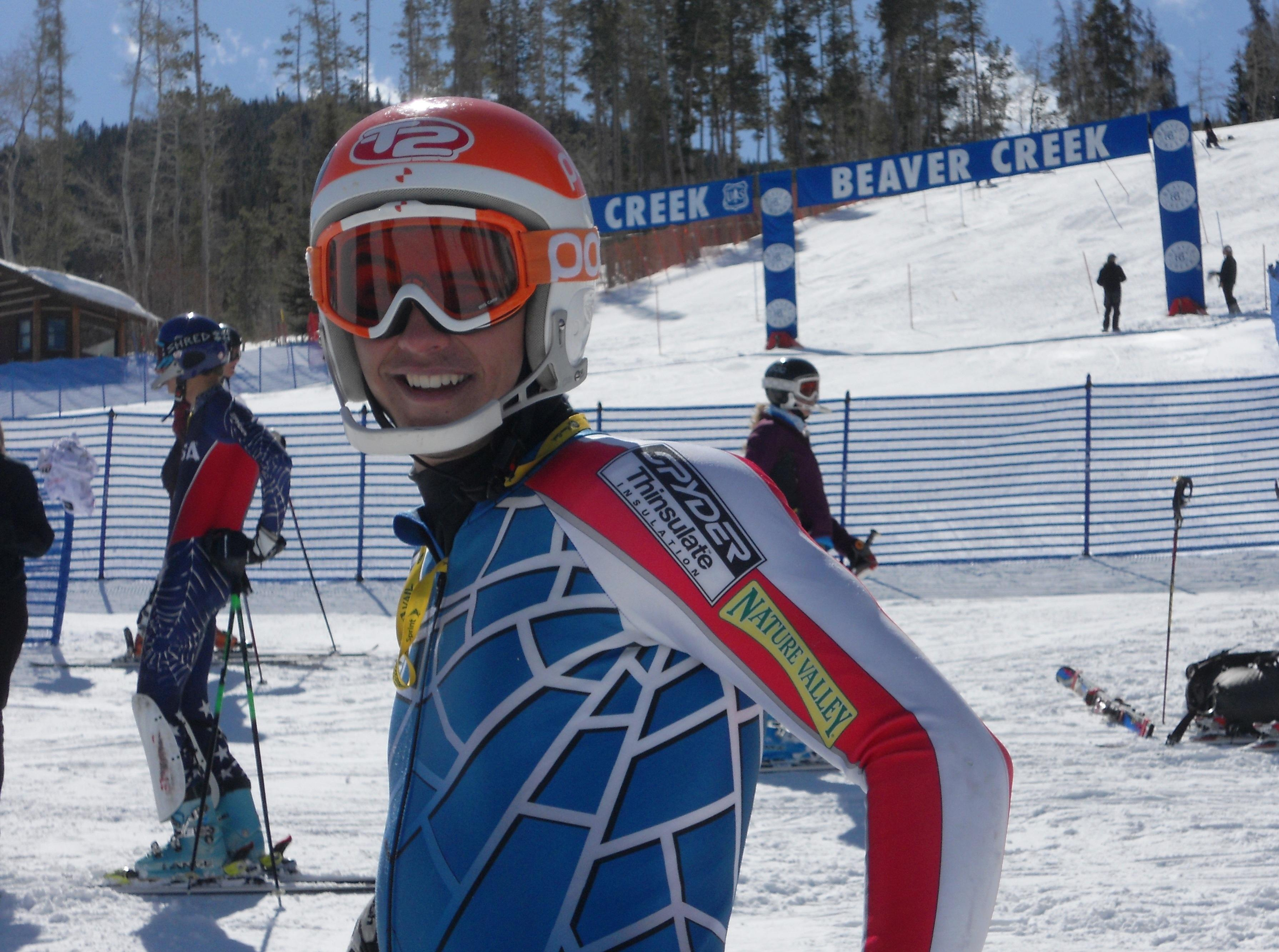 Scott at Beaver Creek
